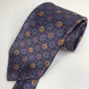 Robert Talbott best of class tie hand sewn silk